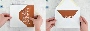 do i need double envelopes for my wedding invitations cards
