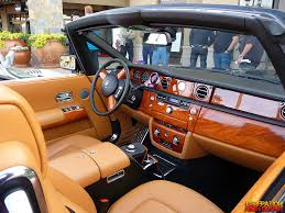 rolls royce drophead interior cars and coffee scottsdale 2010 generation high output
