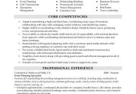 Event Coordinator Resume Template Resume For Special Events by Event Planner Resume Catering Resume Example Resume Example X 425