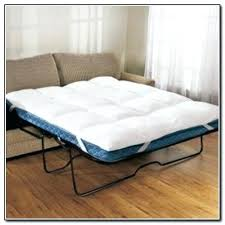 full sofa bed mattress sleeper sofa mattress topper practicalmgt com
