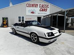 mustang gt 1986 1986 ford mustang cars for sale classics on autotrader
