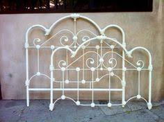 White Metal Headboard by Iron Headboard Mission Style Furniture Pinterest Beds Style