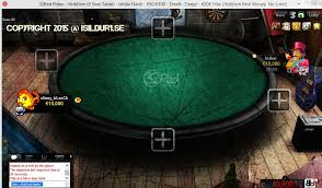 6 seat poker table isildur1 with finally a good day microgaming 2015 12 23