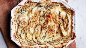 classic potato gratin recipe bon appetit