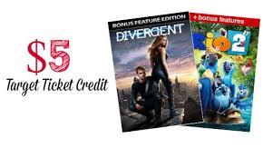 target ticket free 5 movie streaming credit southern savers