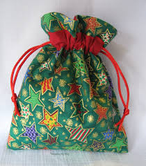 drawstring gift bags threading my way drawstring gift bags