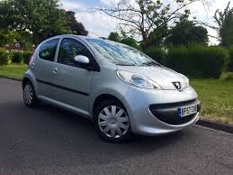 2007 peugeot 107 urban 1 0 5 door great little first car in