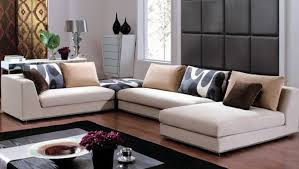 Black And White Sofa Set Designs Furniture Contemporary Living Room Design With White Contemporary