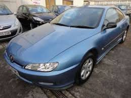 blue peugeot for sale used blue peugeot 406 for sale rac cars