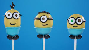 minions cake pops nerdy nummies youtube