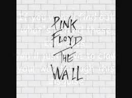 Pink Floyd Lyrics Comfortably Numb In The Flesh Pink Floyd Lyrics Youtube