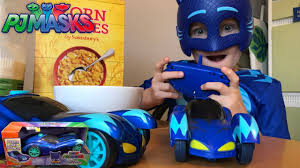 pj mask light cars disney junior