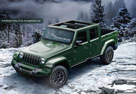 jeep truck conversion any chance of removal top on the new jeep wrangler pickup 2018