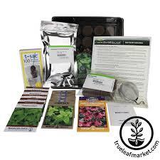 herbal tea herb garden starter kit