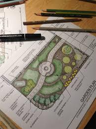 Home Landscape Design Studio by Home Garden Design Plan Layout And Plans Landscape Ideas Decor