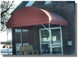 Entrance Awning Retractable Awnings Cavas Canopies Coverite Monticello