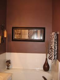 Zebra Print Bathroom Ideas Colors Vase And Sticks Glass Filled With Decorative Balls Home Ideas