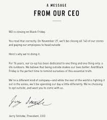 rei closed on black friday 2015 will this become a trend