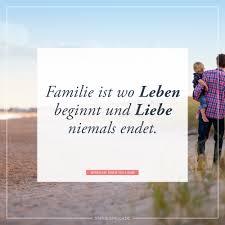 spr che ber die liebe familie ist wo leben beginnt und liebe niemals endet