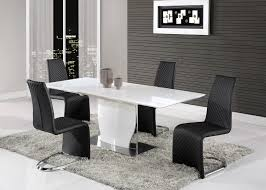 global furniture dining table dining table d2279dt white hg by global furniture