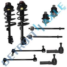 brand new 10pc complete front suspension kit for caravan voyager