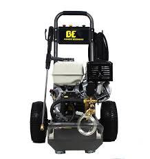 honda gx390 triplex pump petrol pressure washer u2013 389cc 13hp 4000psi