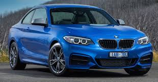 2 series bmw coupe bmw 2 series coupe and convertible pricing and specification update