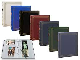 photo albums with memo area pioneer aps 247 3 ring photo album