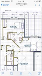 Jack And Jill Bathroom Plans Jack And Jill Bathroom Bedroom Layout
