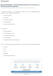 health printable worksheets worksheets