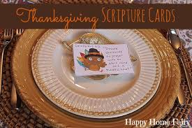 thanksgiving scripture cards free printable happy home