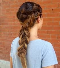 cute girl hairstyles how to french braid elegant french braid hairstyles