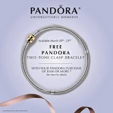 free bracelet images Free pandora bracelet event going on now be charming blog jpg