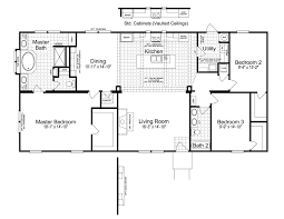 the sonora i ft32643a manufactured home floor plan or modular