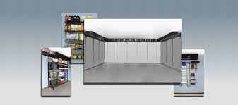Garage Shelf Design Garage Wall Shelving