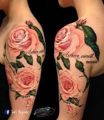 Tattoo Ideas On Shoulder Top 25 Best Pink Rose Tattoos Ideas On Pinterest Pink Flower