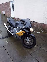 used honda cbr 600 honda cbr 600 f for sale very clean 2000 model in kirkintilloch