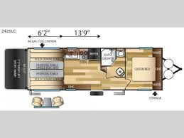 Toy Hauler Floor Plans Sandstorm Toy Hauler Travel Trailer Rv Sales 8 Floorplans