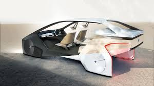bmw inside 2017 bmw u0027s ces sculpture forecasts our in car future roadshow