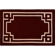 Anti Fatigue Kitchen Rugs Home Dynamix Montclair Collection Traditional Microfiber Anti