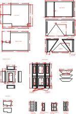 Dollhouse Miniature Furniture Free Plans by Resultado De Imagen De Pattern For Building Quarter Scale