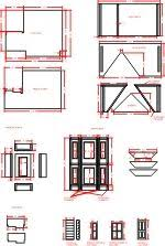 resultado de imagen de pattern for building quarter scale
