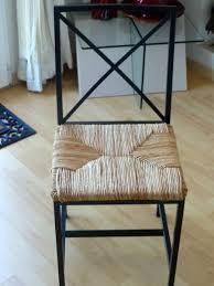 chaises en fer forgé achetez 4 chaises fer forge occasion annonce vente à trans en