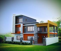 home design prakash engineers and builders 3d elevation design