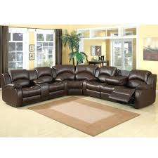 Microfiber Reclining Sectional With Chaise Sectional Tan Leather Sectional Microfiber Sectional With
