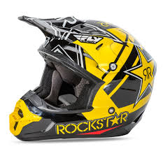 black motocross helmet fly racing 2016 kinetic pro rockstar mx helmet available at