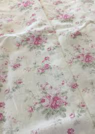 Rachel Ashwell Home by Rachel Ashwell Shabby Chic Boutique Fabric Cottage Pink Roses
