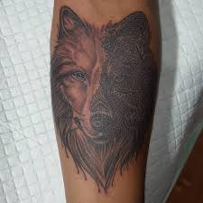 forearm wolf tattoos forearm tattoo ideas chhory tattoo