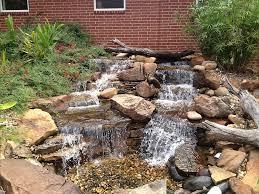 Backyard Pondless Waterfalls by Pondless Waterfalls