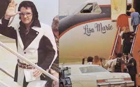 elvis plane video inside elvis presley s private jet a video tour of the lisa